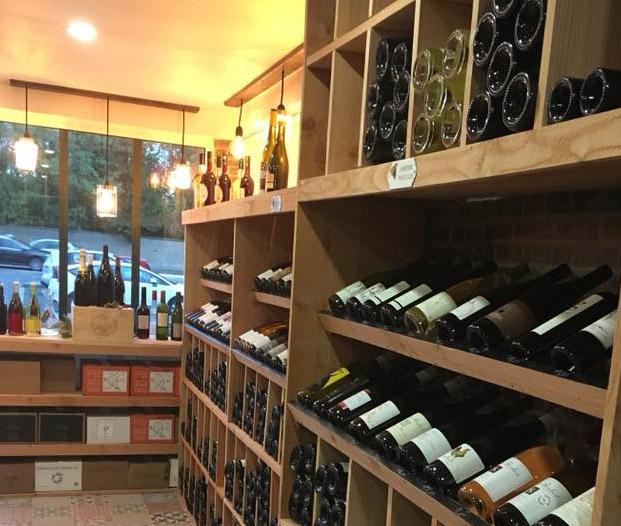 Cave à vins, Caen, Hérouville-St-Clair