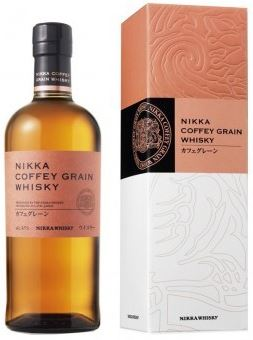 Whisky NIKKA Coffey Grain 45% Single Grain Whisky, Japon entre Caen-Lisieux