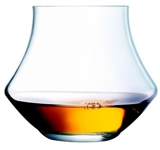 OPEN UP WARM Verre à Whisky Rhum Cognac Bourbon 29 cl en Krysta- de Chef & Sommelier