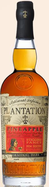 Rhum Plantation Pineapple-prix/plaisir chez Terres & Bouchons à Belllengreville